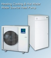 Triaqua all in one heat pumps combination 15KW