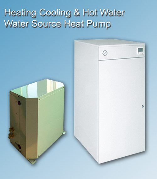 Water-Ground source Split Heat Pump 15-23KW