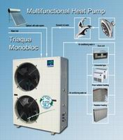 Heat Pumps Mini Chiller for Heating-Cooling and DHW 17-23KW