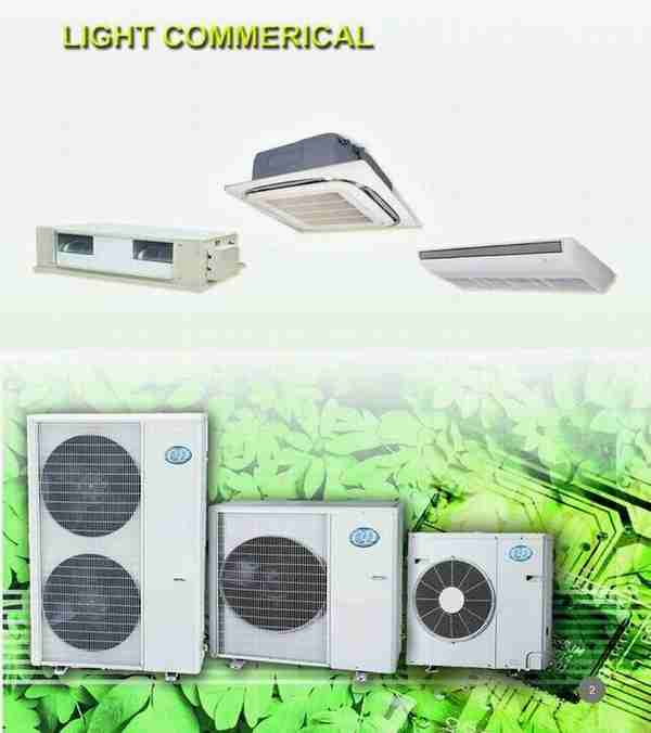 DC Inverter light commercial air conditioner